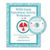 NEW!  Wise Guide Enrichment Activity Worksheets A-M